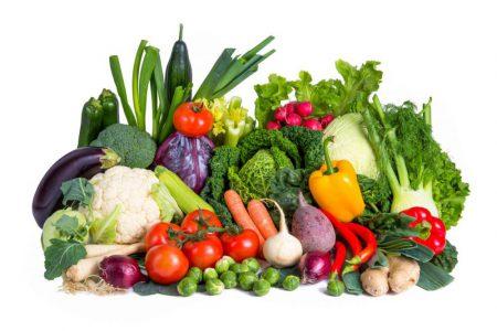 Buntes Gemse fr Vegetarier